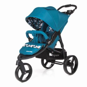 Коляска прогулочная Baby Care Jogger Cruze 2017 (синяя)