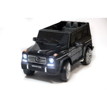 Электромобиль Coolcars Mercedes-Benz G65 AMG (черный)