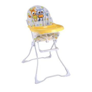 Стульчик для кормления Bertoni Lorelli Candy (белый/white baby owls 1710)