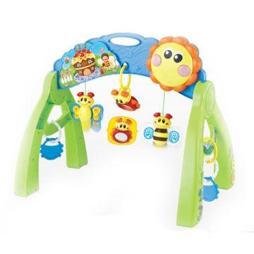 Развивающая игрушка Jia Le Toys Тренажер Солнышко