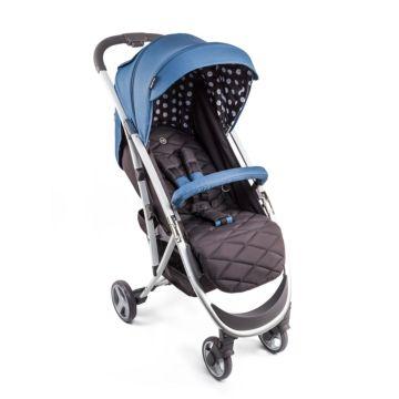 Коляска прогулочная Happy Baby Eleganza V2 (Blue)