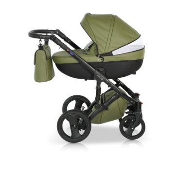 Коляска 2 в 1 Bello babies Livio (green)