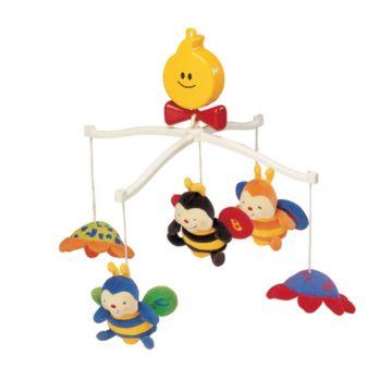 Музыкальный мобиль K`s Kids Пчелки