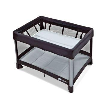 Манеж-кровать 4moms Breeze 2 (серый)