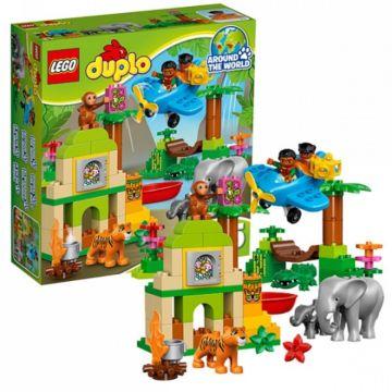 Конструктор Lego Duplo 10804 Вокруг света: Азия