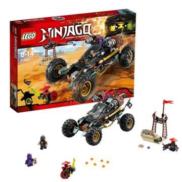 Конструктор Lego Ninjago 70589 Ниндзяго Горный внедорожник