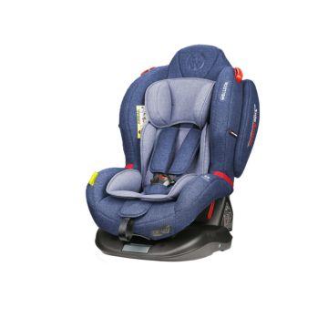 Автокресло Welldon Royal Baby Dual Fit 2018 Blue