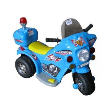 Электромотоцикл Jinjianfeng TR991 (голубой)
