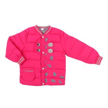 Куртка демисезонная Fun Time E19707 (фуксия)