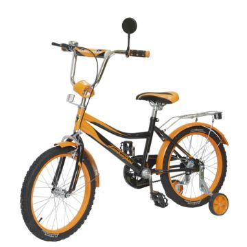 """Детский велосипед Lamborghini 18"""" (оранжевый)"""
