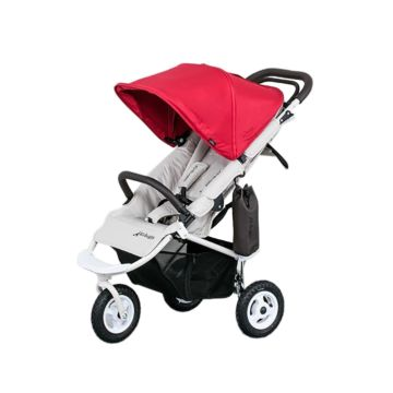 Коляска прогулочная AirBuggy Coco Premier (Midntiht red)