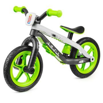 Беговел Chillafish BMXie-RS (зеленый)