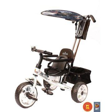 Трехколесный велосипед RT Lexus Trike Next original с низкой спинкой