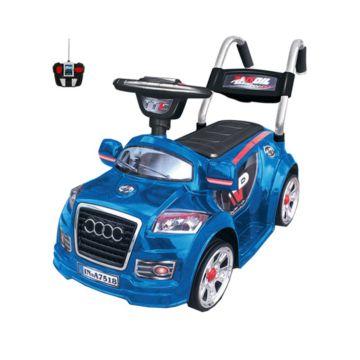 Электромобиль Joy Avtomatic B20A Audi с пультом управления (синий)