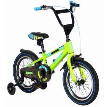 "Детский велосипед Velolider Rush Sport 16"" Зеленый"