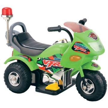 Электромотоцикл Bambini (зеленый)
