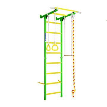 Детский спортивный комплекс Romana S1 (зеленый)