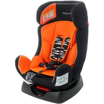 Автокресло Baby Care Люкс Тигренок (оранжевый)
