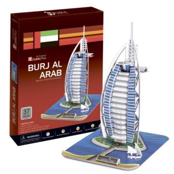 Игрушка CubicFun Отель Бурж эль Араб (ОАЭ)