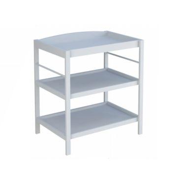 Пеленальный столик Polini Simple 1080 (белый)