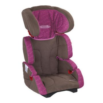 Автокресло STM My-Seat CL (berry)