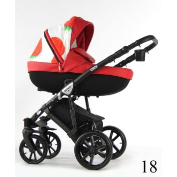Коляска 3 в 1 Retrus Milano Premium (18)
