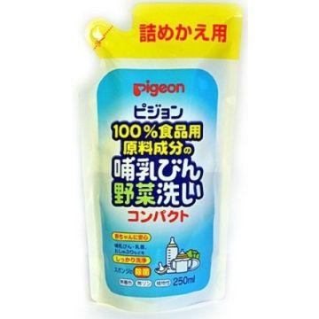 Средство для мытья бутылочек Pigeon (250 мл)