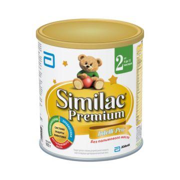 Сухая молочная смесь Similac Premium 2 (6-12 мес.) 400 г