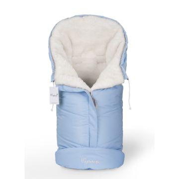 Конверт для коляски Esspero Sleeping Bag White Blue Mountain