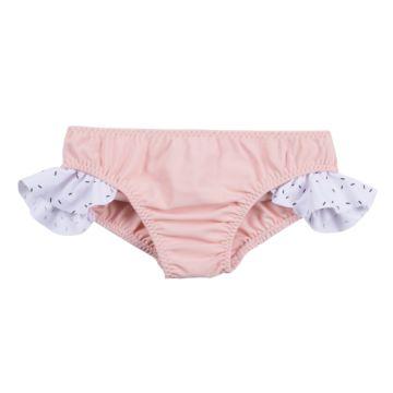 Плавки детские для девочек Happy Baby (розовые)