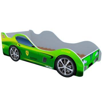 Кровать-машина Кроватка5 Машинки (Феррари зеленая)