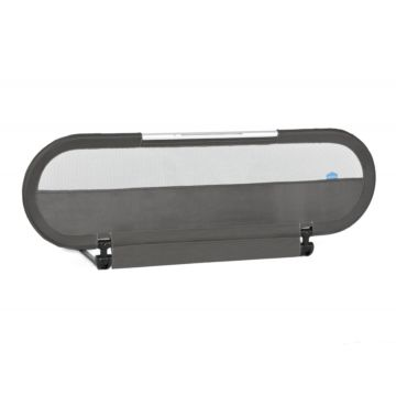 Барьер безопасности для кроватки Babyhome Side Led 148 см Grey