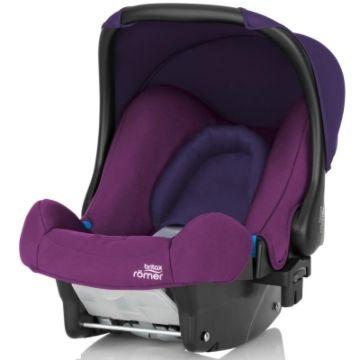 Автолюлька Britax Romer Baby-Safe Mineral Purple Trendline