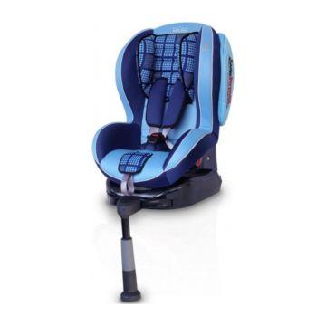 Автокресло Welldon Royal Baby SideArmor & CuddleMe Isofix Blue