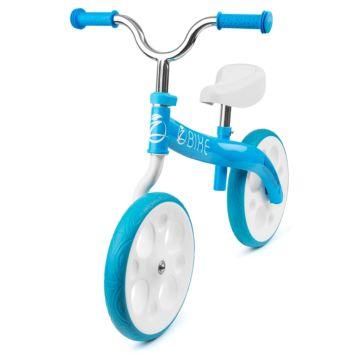 Беговел Zycom Zbike (белый/голубой)