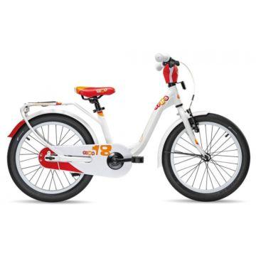 "Велосипед S'cool niXe 18"" (2016) белый"