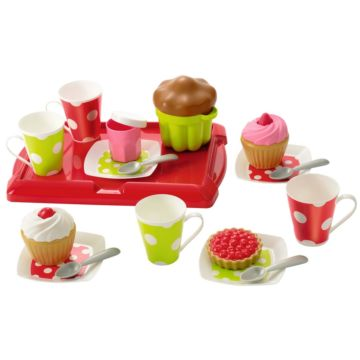 Детский набор Ecoiffier Завтрак на подносе 2611