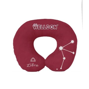 Подголовник Welldon Red