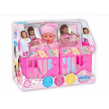 Кукла Loko My Dolly Sucette с игровой площадкой