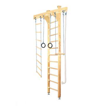 Детский спортивный комплекс Kampfer Wooden Ladder Ceiling (3 м) №0