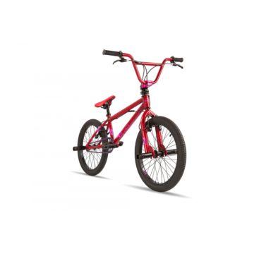 """Велосипед S'cool XtriX 20"""" (2016) красный"""