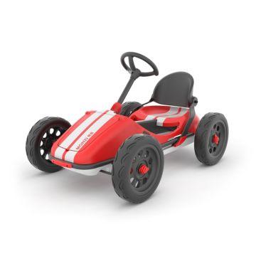 Детская педальная машина Chillafish Monzi RS (красный)