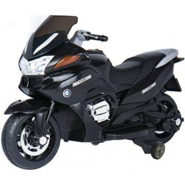 Электромотоцикл Bambini M-100 (черный)