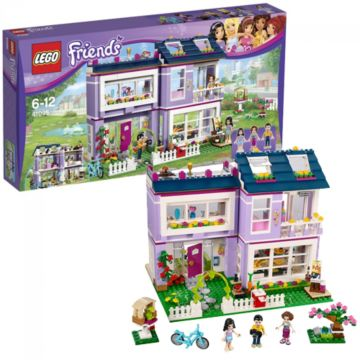 Конструктор Lego Friends 41095 Подружки Дом Эммы