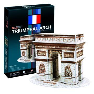 Игрушка CubicFun Триумфальная арка (Франция)