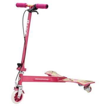 Инерционный самокат Razor Powerwing (розовый)