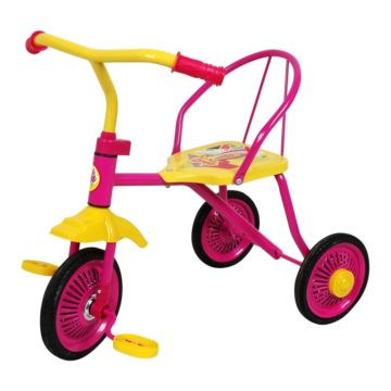 Трехколесный велосипед 1Toy Барби
