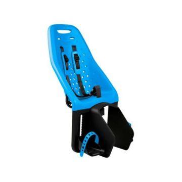 Велокресло на багажник Yepp Maxi до 22 кг (голубой)