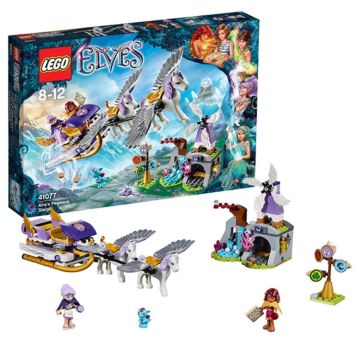 Конструктор Lego Elves 41077 Эльфы Летающие сани Эйры