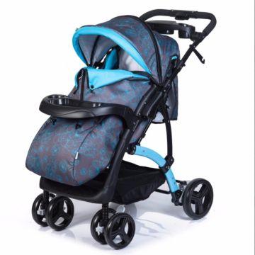 Коляска прогулочная Babyhit Flora (light blue)
